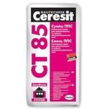 Ceresit CT 85 клей для приклеювання та армування пінопласту, 25 кг