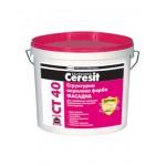 Ceresit CT - 40 акриловая краска, 10л