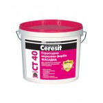 Ceresit CT-40 акрилова фарба, 10л