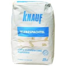 Knauf Фасаденшпахтель, шпаклевка цементная стартовая (3 мм), 20 кг