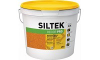 Siltek Dеcor Pro Камешковая, полимерная декоративная штукатурка (1,5мм), 25кг