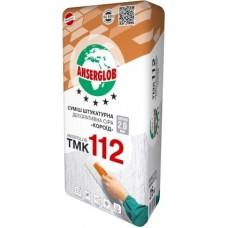 Ансерглоб ТМК-112 Короед, Серая минеральная декоративная смесь, 25 кг