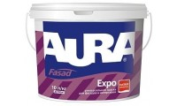 Aura Fasad Expo, матова акрилова фарба, 10 л