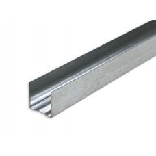 Профиль UD-27 толщ. 0,4 мм/ 3 м
