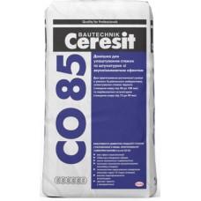 Ceresit CO-85, добавка для звукоизоляции штукатурок и стяжек, 25 кг