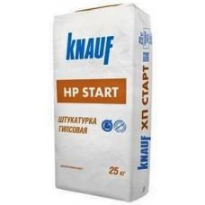 Штукатурка стартовая гипсовая Knauf HP Start (10-30 мм), 30 кг