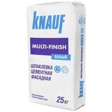 Шпаклевка гипсовая финишная Knauf MultiFinish  (1-5 мм), 25 кг