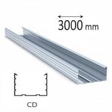 Профиль CD-60 толщ. 0,4 мм/3 м