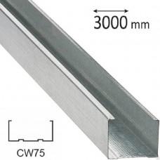 Профиль CW-75, 3 м