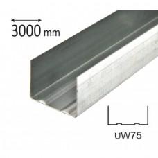 Профиль UW-75, 3м