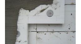 Чем армировать пенопласт при утеплении фасада: советы специалиста
