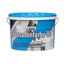 Фасадная краска DUFA Fassadenfarbe F-90, 10 л