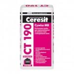 Ceresit CT 190, клей для приклеивания минеральной ваты, 25кг