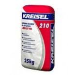 Клей для пінопласту КREISEL 210, 25 кг