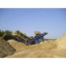 Овражный песок навалом Зил, Камаз 5-10 тонн