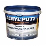 СНЕЖКА Acryl-Putz финишная акриловая шпаклевка, 27кг