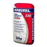 Kreisel 220 клей для приклеювання та армування пінопласту, 25 кг