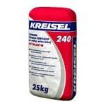 Клей для приклеивания и армирования минеральной ваты КREISEL 240, 25кг