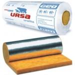 Фольгированная минеральная вата URSA