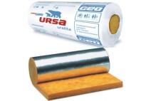 Фольгована мінеральна вата URSA