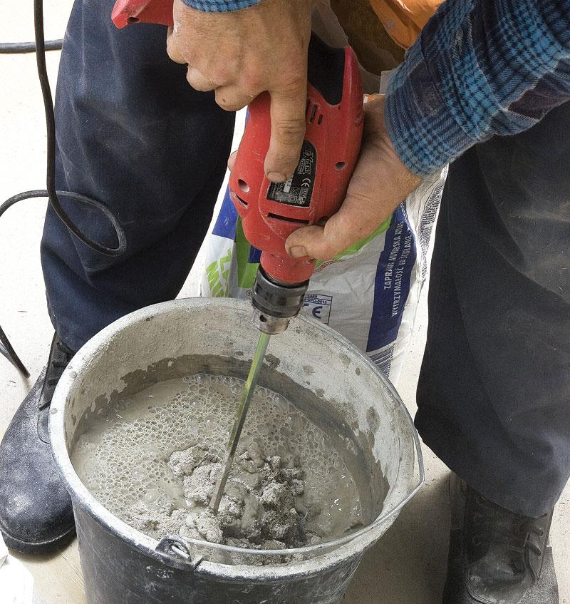 Как сделать шпаклевку по цементу 432