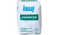 Knauf Форшпритцер, обрызг-штукатурка цементная (4мм), 40 кг