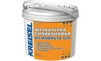 Кreisel Silikonputz-030 Барашек, силконовая декоративная штукатурка(1,5мм), 25кг
