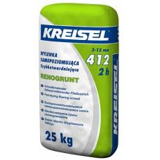Цементный наливной пол КREISEL 412 (3-15 мм), 25 кг