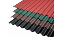 Ондулин, покрытие для крыши