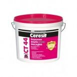 Ceresit CT-44 супер фасадная краска, 10л