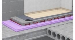 Чем утеплить пол под стяжку: материалы и технологии